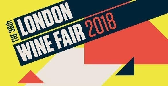 London Wine Fair - Olympia, 21/23 Maggio 2018